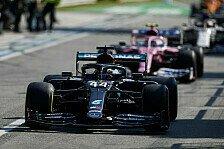 Formel 1 Monza: So verspielten Hamilton & Mercedes den Sieg