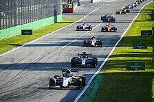 Formel 1 Monza, Räikkönen ausgeliefert: Top-Ergebnis weg
