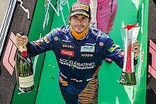 Formel 1 Monza, Sainz trotz P2 wütend über Rennunterbrechung