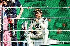 Formel 1 Monza, Gasly erklärt Sieg-Wunder: Aus Pech wird Glück