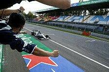 Formel 1 2020: Italien GP - Rennen
