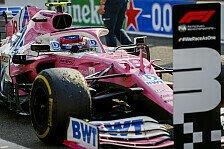Formel 1, Lance Stroll trauert Sieg nach: Das war mein Rennen