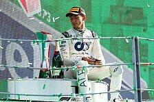 Formel 1, Gasly: Weiß nicht, welche Folgen mein Monza-Sieg hat