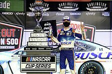NASCAR Playoffs 2020: Fotos Rennen 27 - Darlington Raceway