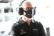 Formel 1, Williams-Teamchef positiv auf Corona getestet