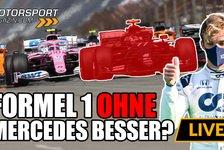 Formel 1 - Video: Ist die Formel 1 ohne Mercedes & Co besser?