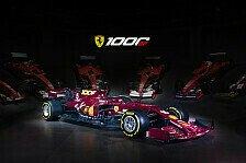 Formel 1, Top-7: Ferraris beste Autos