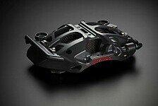 Formel E: Brembo-Bremssattel gewinnt Design-Oscar
