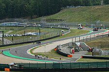Formel 1, Toskana GP: Mugello fordert Fahrer und Technik