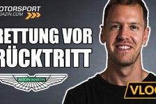 Formel 1 - Video: Formel 1, Aston Martin rettet Vettel: Ich war nah am Rücktritt!