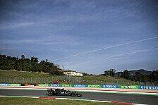 Formel 1 - Video: Formel 1: So bereitet sich Mercedes auf neue Strecken vor