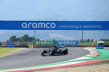 Formel-1-Fahrer wünschen sich Comeback von Old-School-Mugello