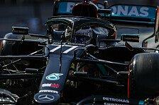 Formel 1 Mugello 2. Training: Mercedes vorne, zweimal Rot