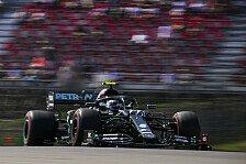 Formel 1, Mugello: Mercedes im Training noch mit Luft nach oben