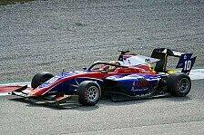 Formel 3, Mugello-Qualifying: Zendeli beim Finale auf Pole
