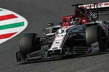 Formel 1, Räikkönens irrer Mugello-Trip: Unfall, Strafe, Punkte