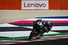 MotoGP Misano: Vinales holt Pole-Rekord, Yamaha dominiert