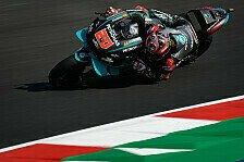 MotoGP Misano: Yamaha dominiert auch 4. Training