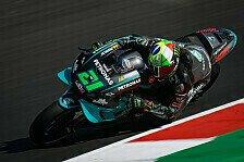 MotoGP Live-Ticker Misano: Reaktionen zum Morbidelli-Sieg