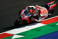 MotoGP Misano: Bagnaia rettet 1. Podestplatz mit Schmerzen