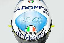 MotoGP Misano: Das ist Valentino Rossis Viagra-Helm