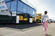 Formel 1, Perez nach Vettel-Deal übergangen: Dinge verheimlicht