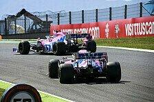 Formel 1, Stroll nach Quali bedient: Trotz Updates hinter Perez