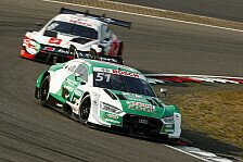 DTM Nürburgring, Rennen 1: Müller spaziert vor Rast zum Sieg