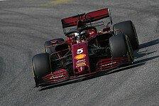Formel 1, Mugello: Vettel erkennt trotz Platz 14 Fortschritte
