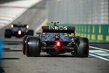 Formel 1 Mugello, Ocon verhindert Bottas-Angriff auf Hamilton