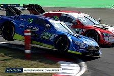 DTM - Frijns-Flugmanöver am Nürburgring: Das ist Racing!