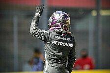 Formel 1 Mugello, Hamilton fürchtete Bottas: War meilenweit weg