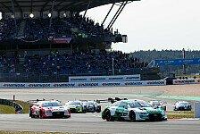 DTM Live-Ticker Nürburgring: Ergebnisse und Tabelle zum Rennen