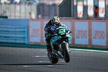 MotoGP Misano 2020: Quartararo stürzt, Morbidelli holt 1. Sieg