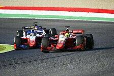 Formel 2 Mugello 2020: SC-Chaos, Mazepin-Sieg, Mick führt