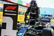Formel 1 2020: Toskana GP - Samstag