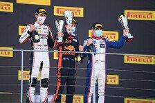 Formel 3 2020: Italien GP Mugello - Rennen 17 & 18