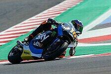 Moto2 Misano: Luca Marini führt italienischen Dreifachsieg an