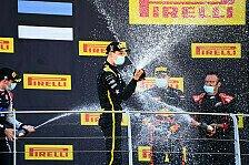 Formel 2 2020: Italien GP Mugello - Rennen 17 & 18