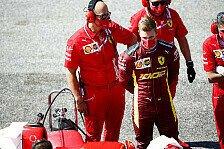 Formel 1 2021 mit Mick Schumacher? Ferraris Nachwuchs-Dilemma