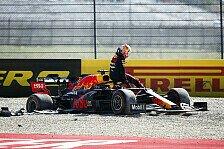 Formel 1, Verstappen pessimistisch: Russland lag uns noch nie