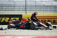 Formel 1 Mugello: So kam es zum ersten Start-Crash