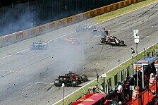 Mick Schumacher hofft auf Sprint-Chaos: Wenn es vorne knallt...