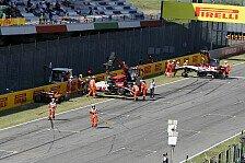 Formel 1, Kritik nach Restart-Crash: Fahrer mit Brief an FIA