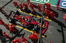 Formel 1, Sebastian Vettel: Williams war schneller als Ferrari