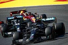 Formel 1 Mugello, Bottas enttäuscht: Erster Start perfekt ...