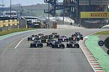 Formel 1 Toskana 2020: Mugello-Fahrernoten - hier bewerten!