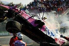 Formel 1 Mugello, Pech für Lance Stroll: Unfall statt Podium