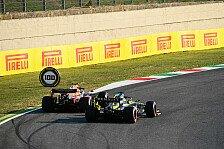 Formel 1 Mugello: Ricciardos Podiumschance von Stroll sabotiert