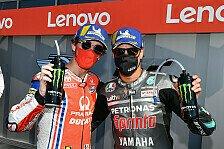 MotoGP: Valentino Rossis Academy-Piloten preisen ihren Mentor